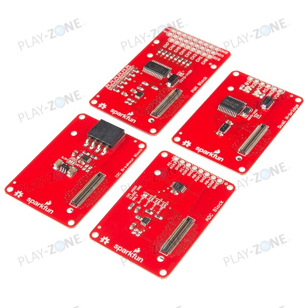 play zone ch sparkfun interface pack f r intel edison. Black Bedroom Furniture Sets. Home Design Ideas
