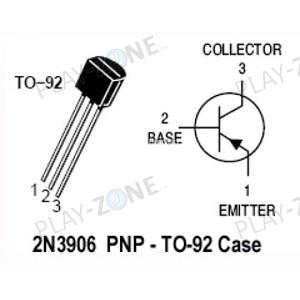2n3906 pnp datasheet.