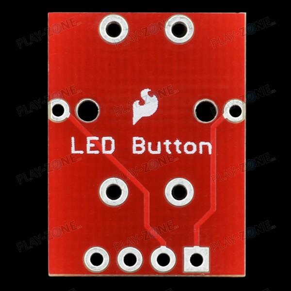 SparkFun LED Tactile Button Breakout
