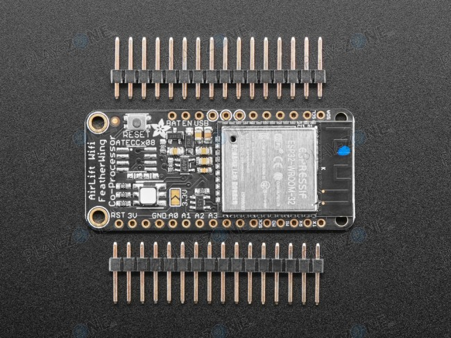 Adafruit AirLift FeatherWing – ESP32 WiFi Co-Processor