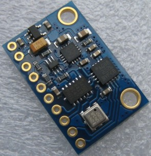 Play-Zone CH Accelerometer / Gyros - Sensors > - Electronic